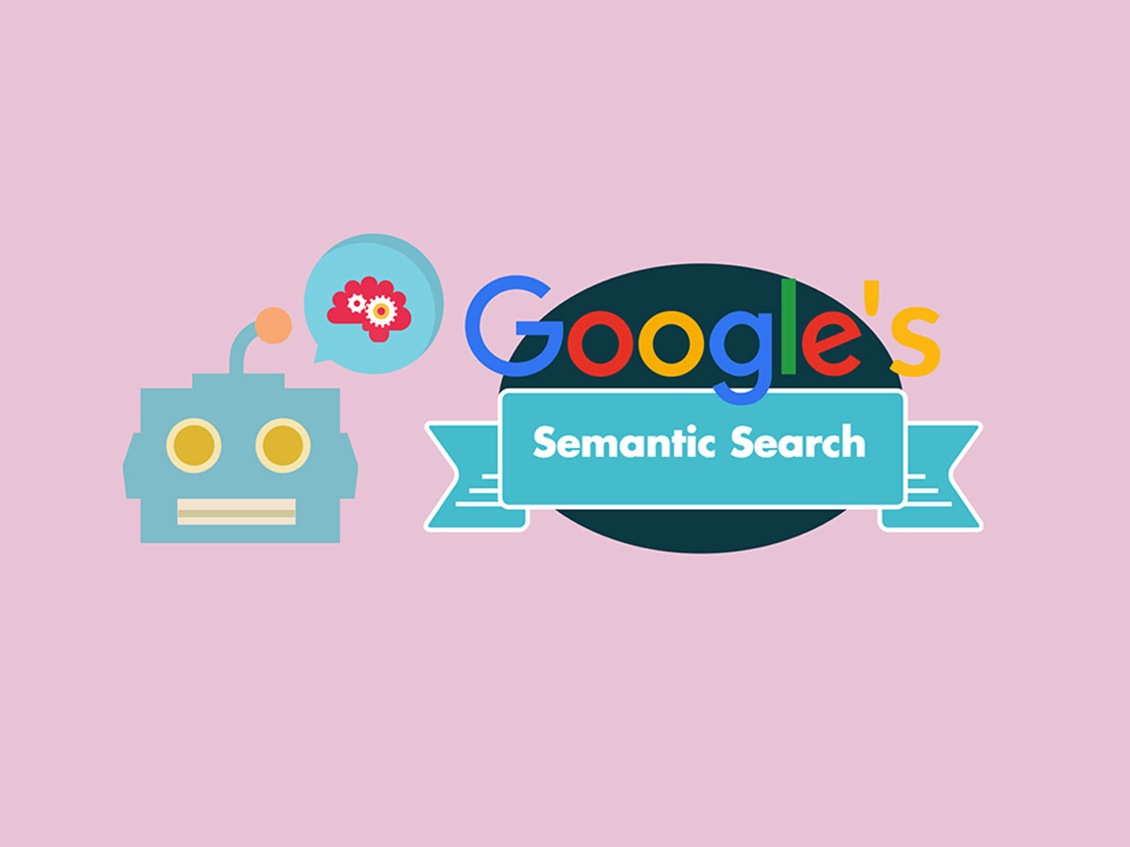 Semantic keyword search