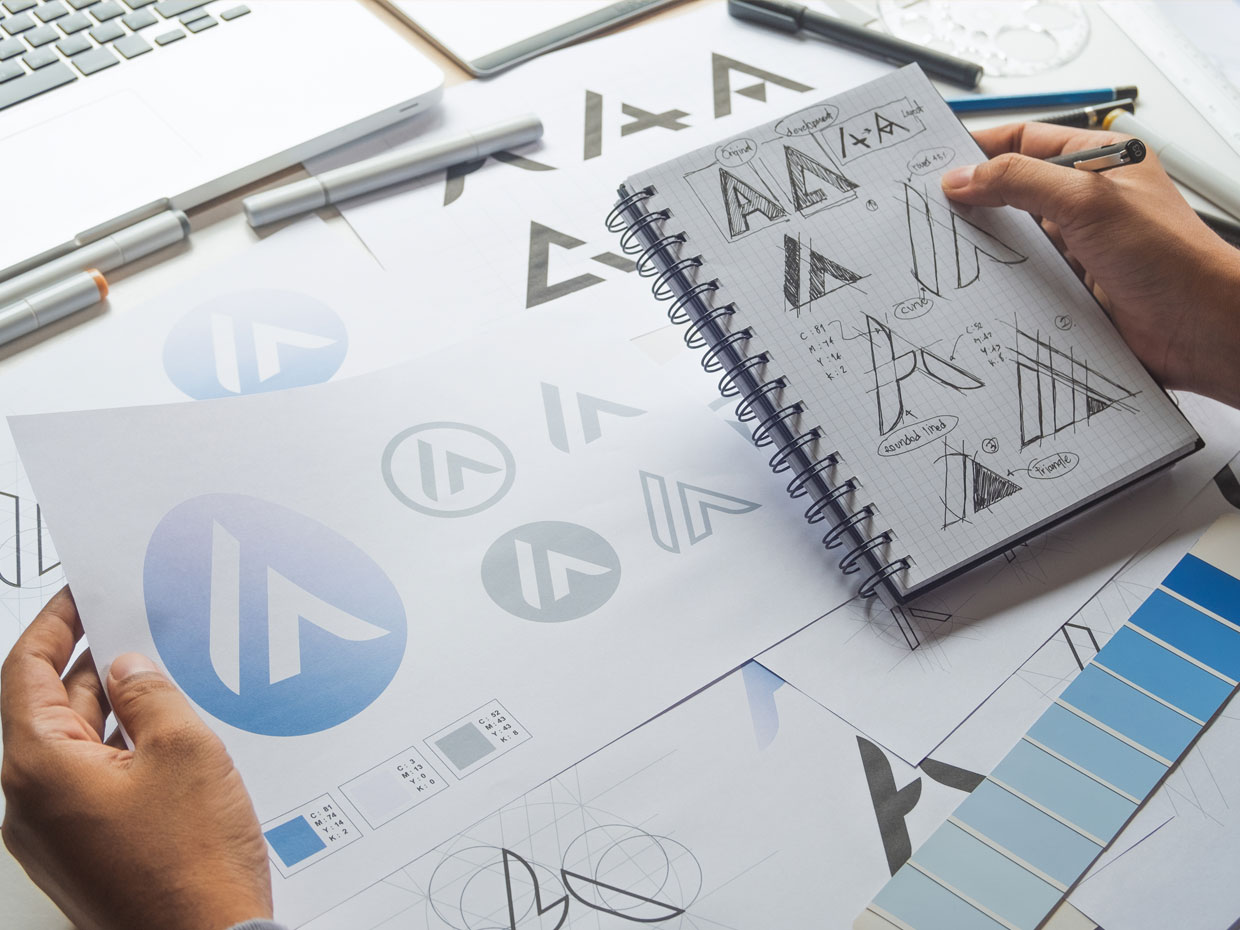 Top tips for designing a logo
